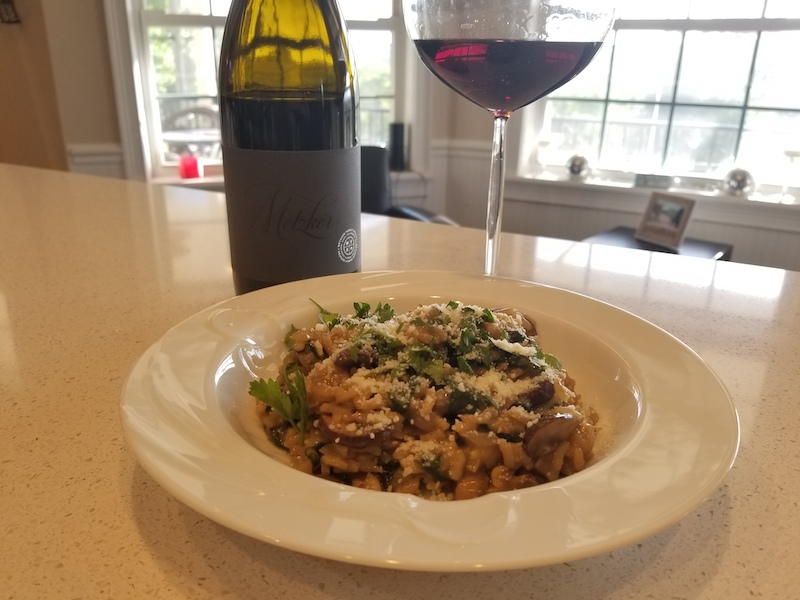 What To Pair With Mushroom Risotto?