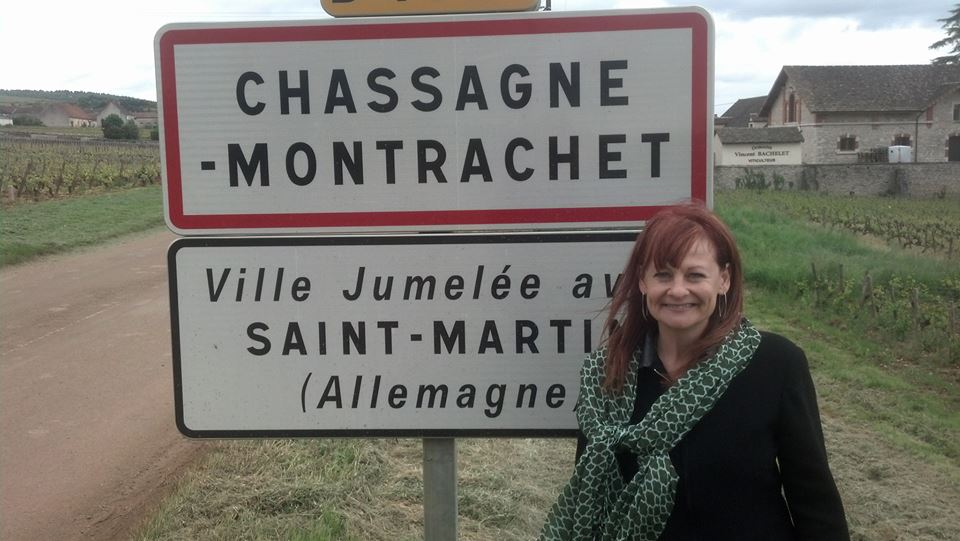 Visiting Chasagne-Montrachet, France