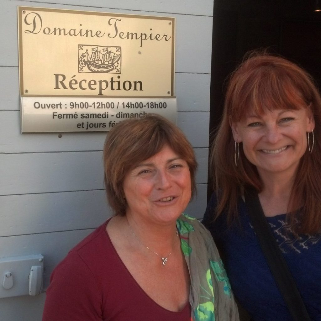 Visiting Domaine Tempier In France