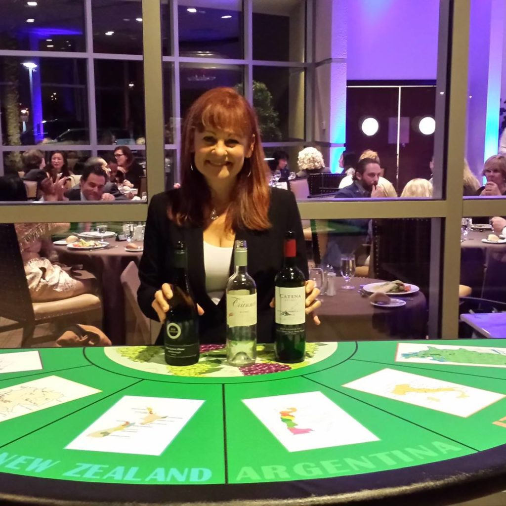Wine Games @ Corporate Event