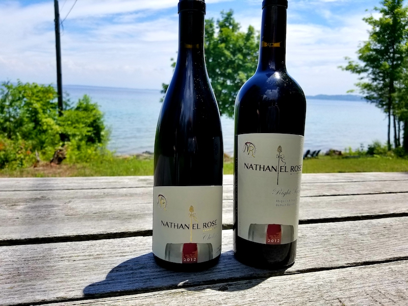 Stop To Smell (& Taste) Nathaniel Rose's Wines In Michigan!