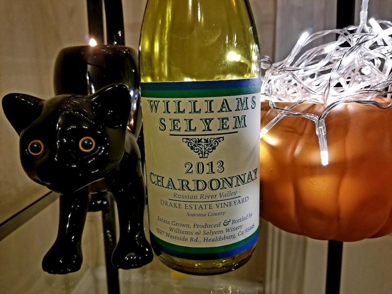 """A """"Spooky"""" Good Chardonnay"""